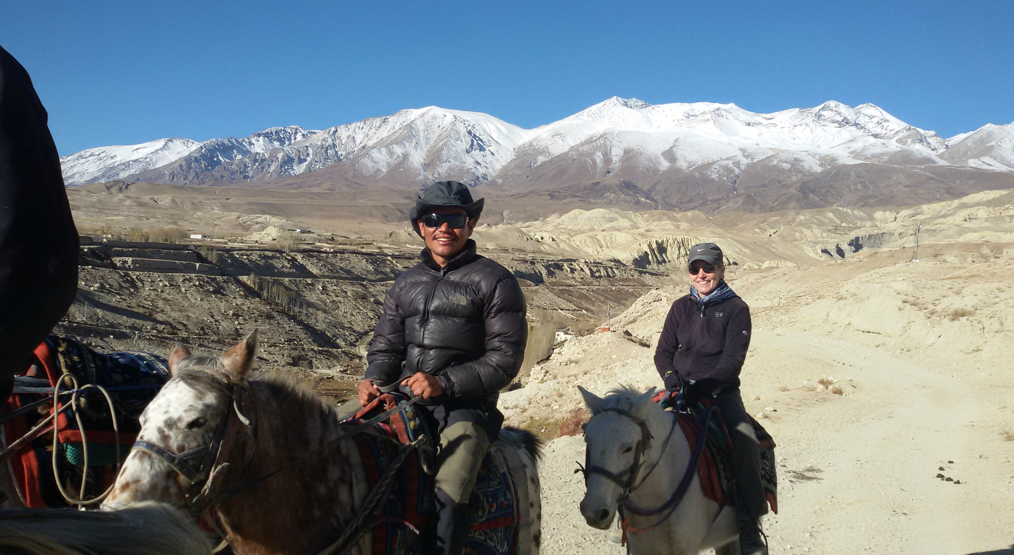 The best  time to visit Upper Mustang Trek