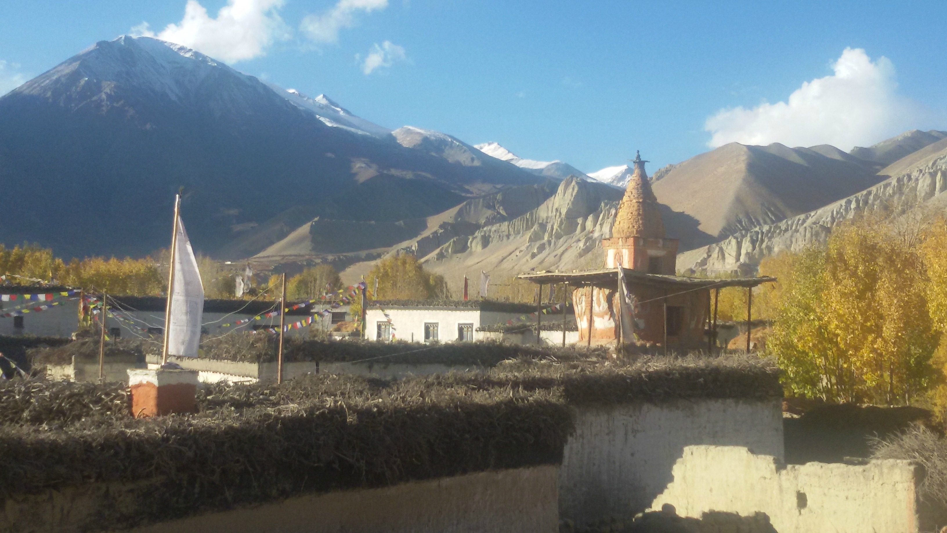 Upper Mustang Trek Difficulty | Upper Mustang Trekking in April | May | Autumn season.