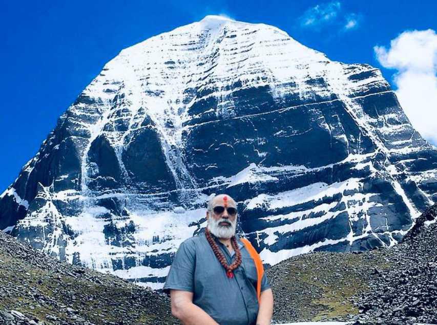 Kailash--Tibet